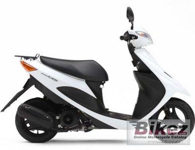 2012 Suzuki Address V50