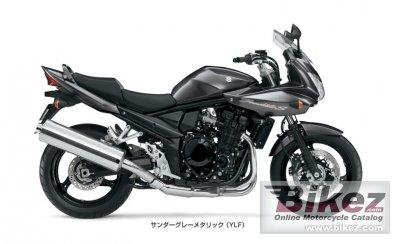 2012 Suzuki Bandit 1250 SA
