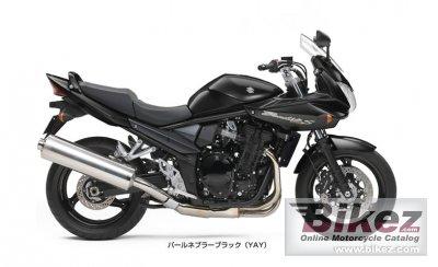 2012 Suzuki Bandit 1250S