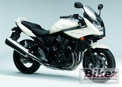 2012 Suzuki Bandit 650 SA