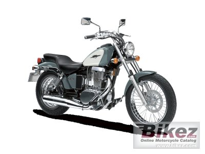 2012 Suzuki Boulevard S40 specifications and pictures