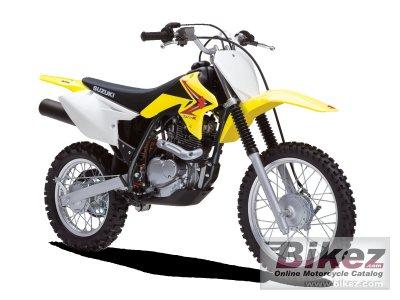 2012 Suzuki DR-Z125