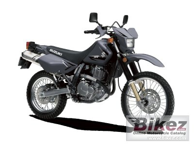 2012 Suzuki DR650SE specifications and pictures