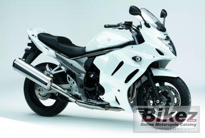 2012 Suzuki GSX1250FA