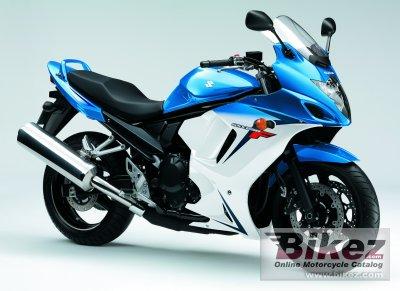 2012 Suzuki GSX650F