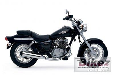 2012 Suzuki Marauder 125