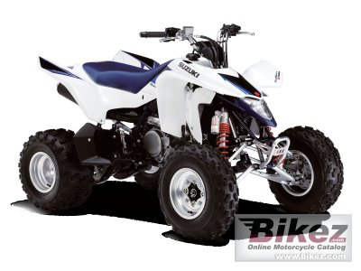 2012 Suzuki QuadSport Z400 specifications and pictures