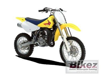 2012 Suzuki RM85