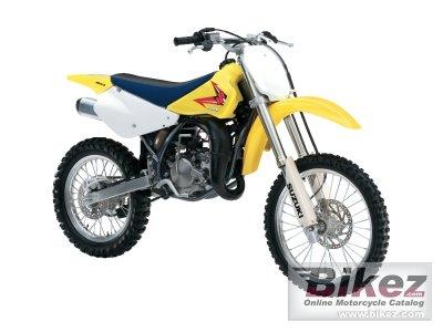 2012 Suzuki RM85L