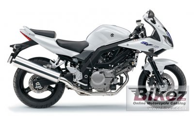 2012 Suzuki SV650S