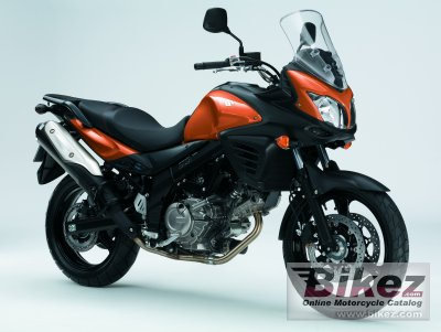 2012 Suzuki V-Strom 650 ABS specifications and pictures