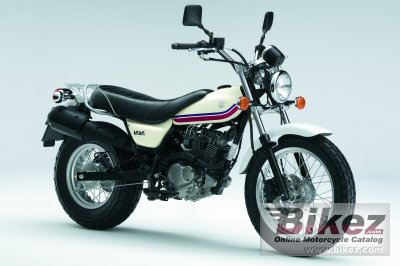 2012 Suzuki VanVan 125