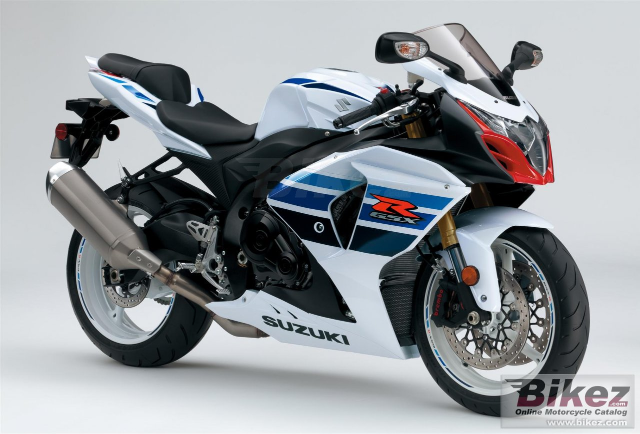 Suzuki GSX-R1000 1 Million
