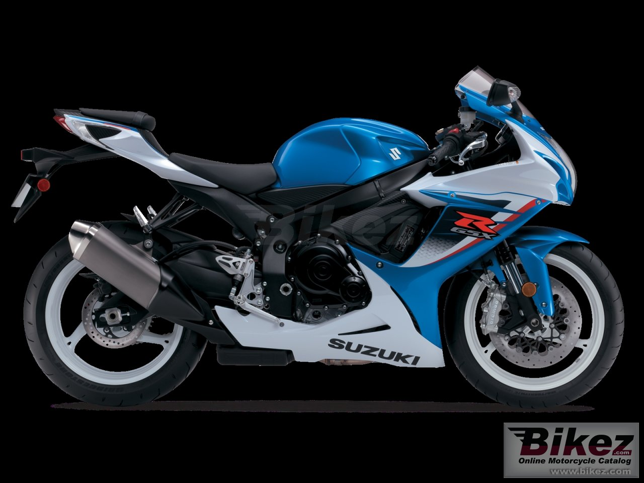Big Suzuki gsx-r600 picture and wallpaper from Bikez.com