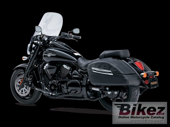 2013 Suzuki Boulevard C90T B.O.S.S. photo