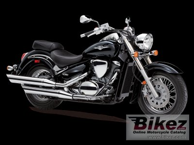 2013 Suzuki Boulevard C50 photo