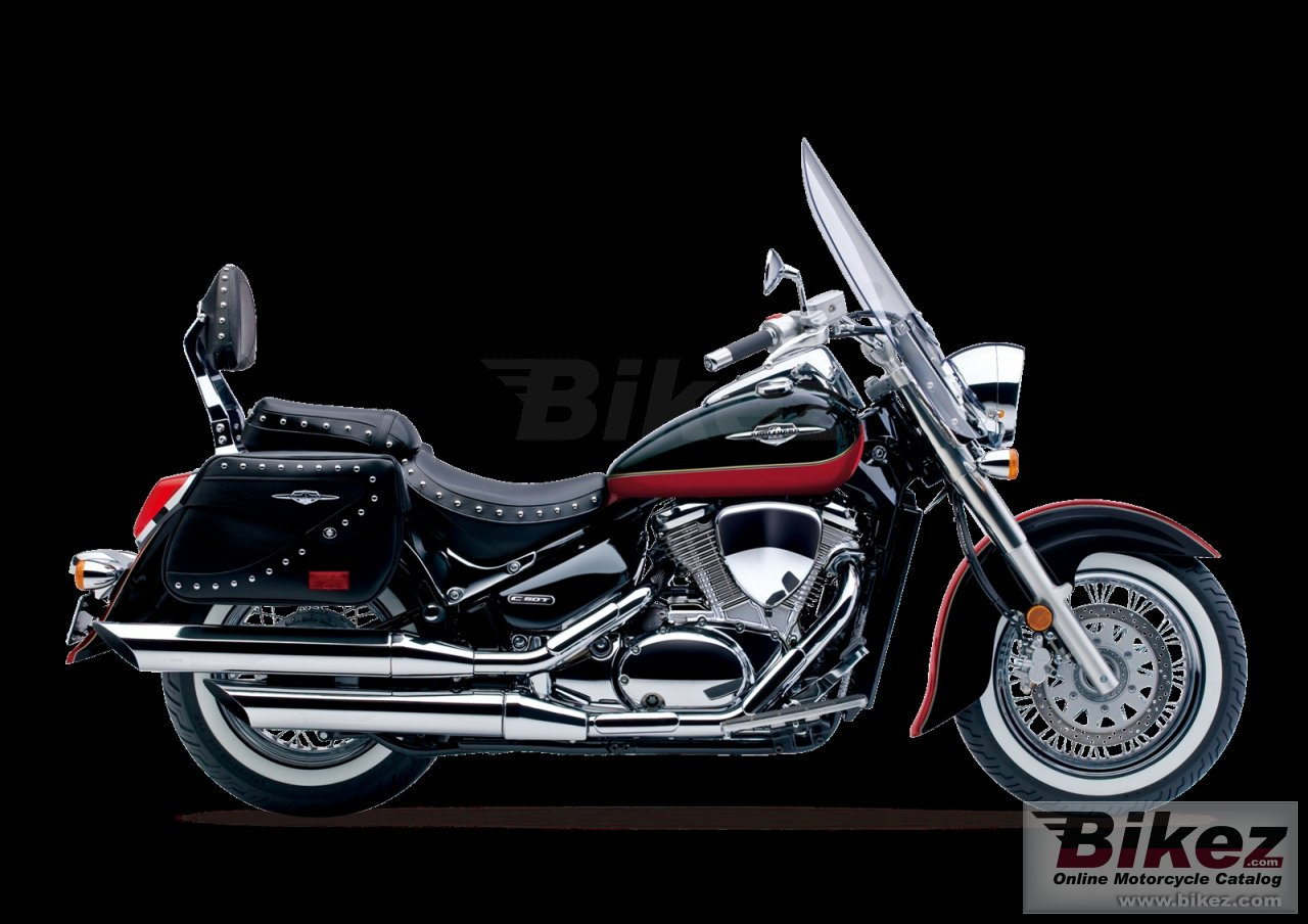 Big Suzuki boulevard c50t picture and wallpaper from Bikez.com
