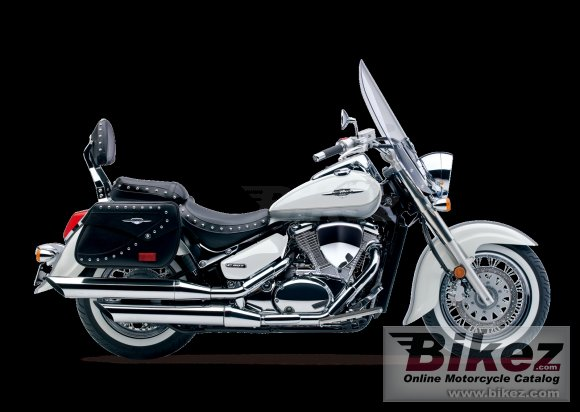 2013 Suzuki Boulevard C50T photo