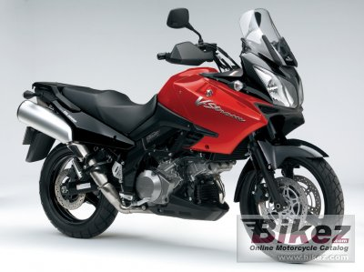 2013 Suzuki V-Strom 1000 photo