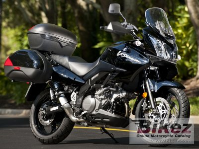 2013 Suzuki V-Strom 1000 Adventure photo
