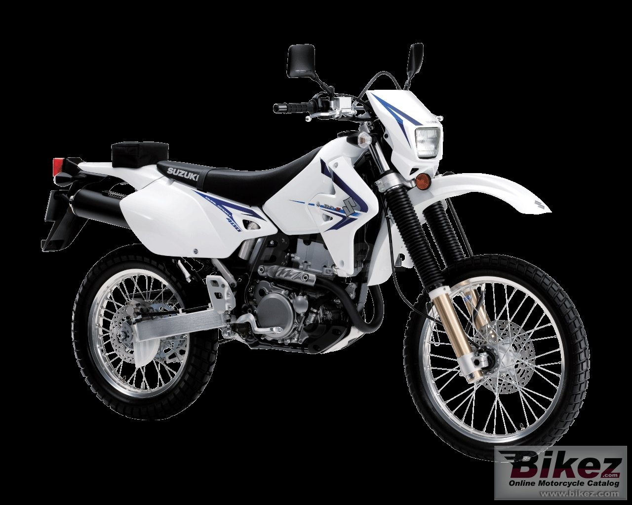 Big Suzuki dr-z400s picture and wallpaper from Bikez.com