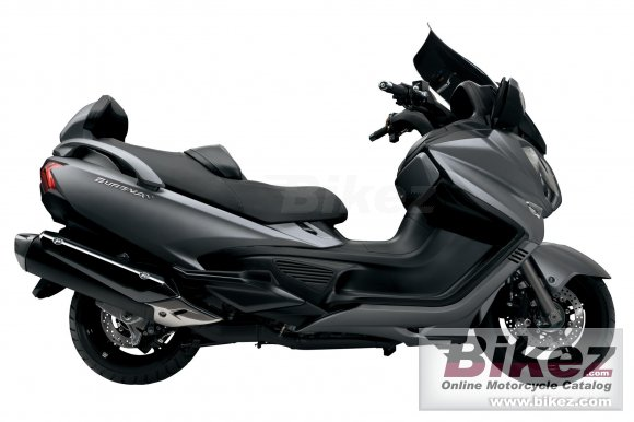2013 Suzuki Burgman 650 ABS photo