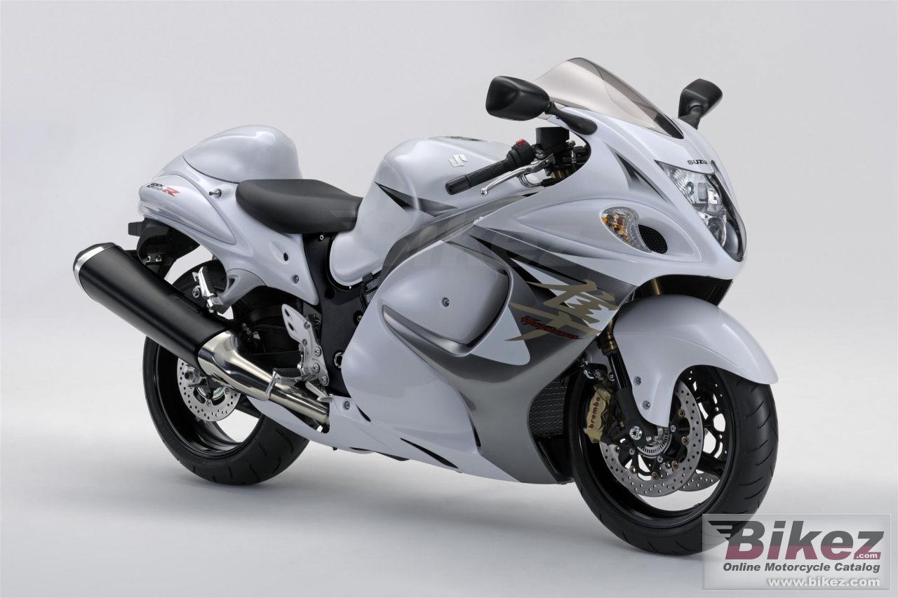 Big Suzuki hayabusa gsx1300r abs picture and wallpaper from Bikez.com