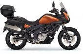 2013 Suzuki V-Strom 650 ABS Grand Tourer