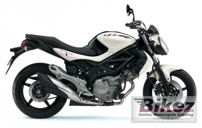 2013 Suzuki SFV650 ABS photo