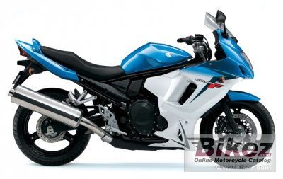 2013 Suzuki GSX650F ABS photo