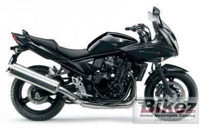 2013 Suzuki Bandit 650SA photo