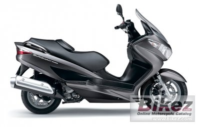 2013 Suzuki Burgman 200 photo