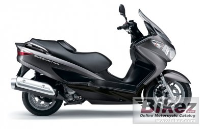 2013 Suzuki Burgman 125 photo