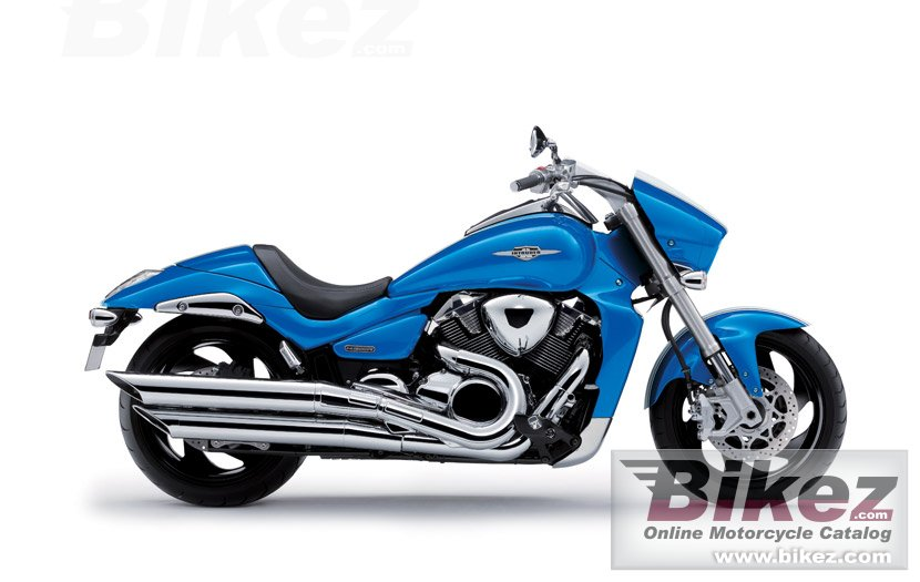 Big Suzuki intruder m1800rz picture and wallpaper from Bikez.com