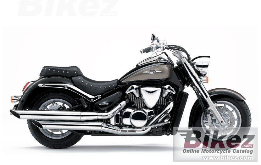Big Suzuki intruder c1800r picture and wallpaper from Bikez.com