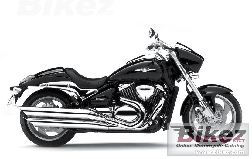 Big Suzuki intruder m1500 picture and wallpaper from Bikez.com