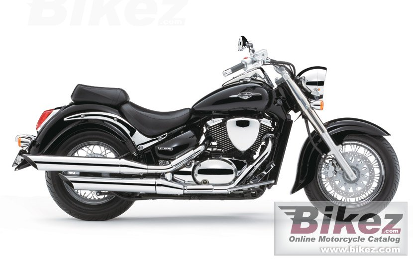 Big Suzuki intruder c800 picture and wallpaper from Bikez.com