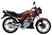 2013 Suzuki Thunder 125 photo
