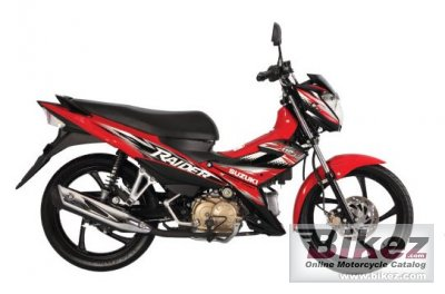2013 Suzuki Raider J photo