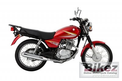 2013 Suzuki Mola 125 photo