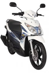 2013 Suzuki Hyate 125 photo