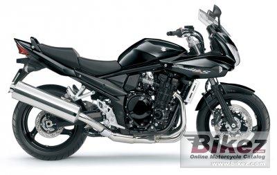 2013 Suzuki Bandit 1250SA