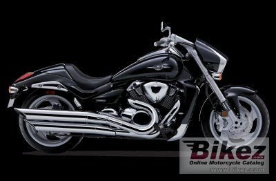 2013 Suzuki Boulevard M109R specifications and pictures