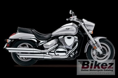2013 Suzuki Boulevard M50 specifications and pictures