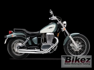 2013 Suzuki Boulevard S40 specifications and pictures