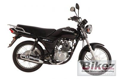2013 Suzuki GD 110
