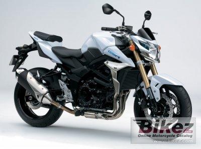 2013 Suzuki GSR750