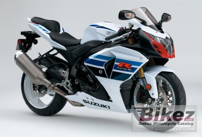 2013 Suzuki GSX-R1000 1 Million