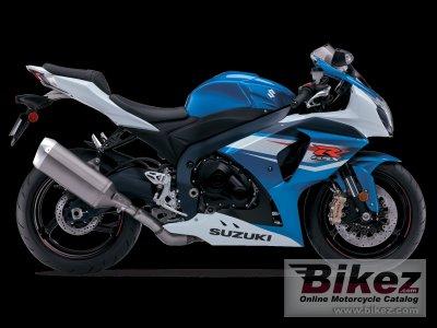 2013 Suzuki GSX-R1000