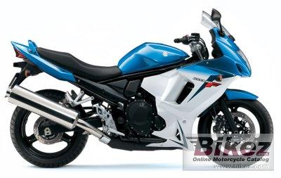 2013 Suzuki GSX650F